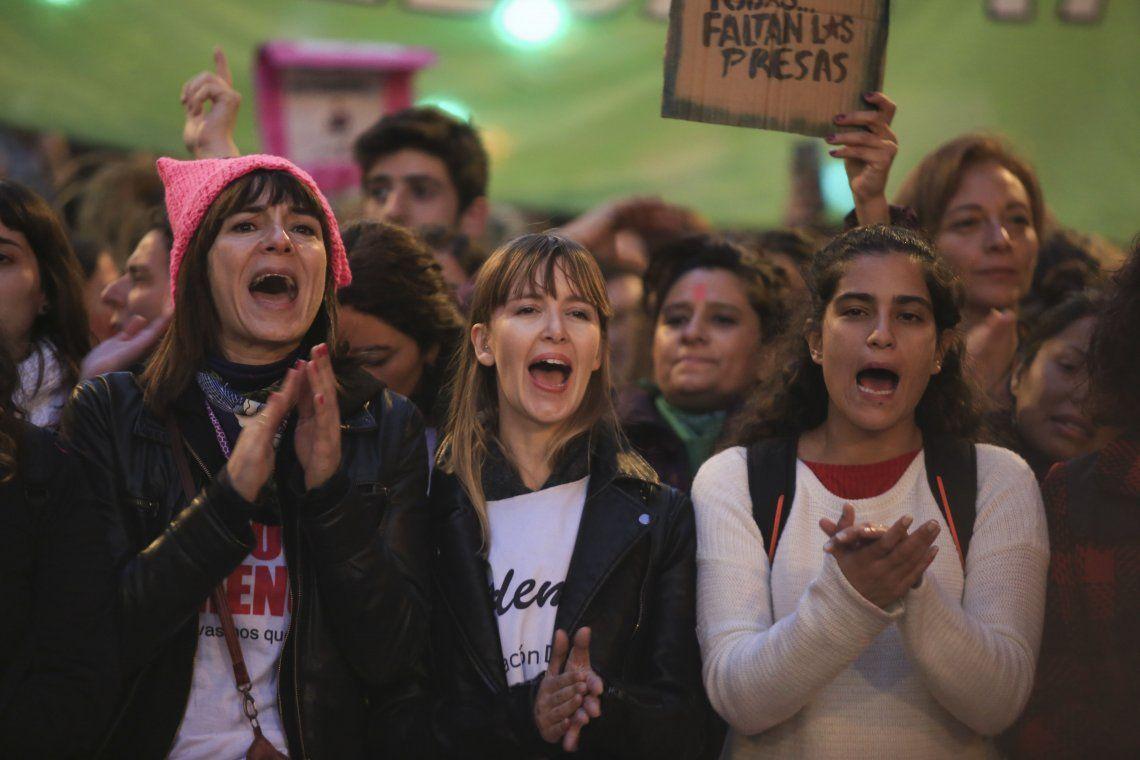 Miles de mujeres volvieron a marchar por Ni una Menos en todo el país