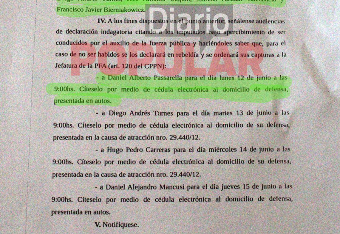 Los detalles de la causa que investiga a la gestión de Passarella en River y por la que podría ser procesado