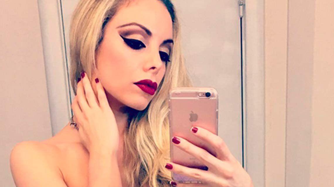 Gisela Bernal Se Sacó Una Selfie Con Los Pechos Al Desnudo Fotos