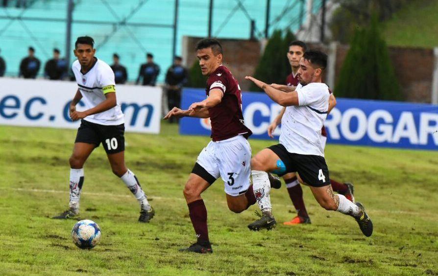 Lanús goleó a Sportivo Barracas en Formosa