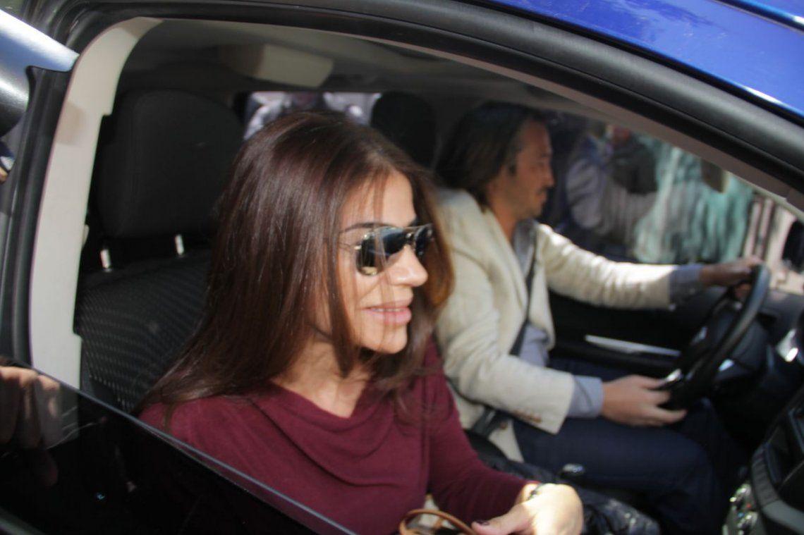 Escándalo con Menem: el hijo de Bolocco acusa a su hermana de no dejarle ver a su padre