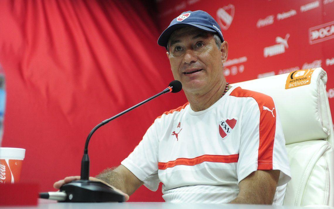 Independiente, en la búsqueda de un delantero y un volante