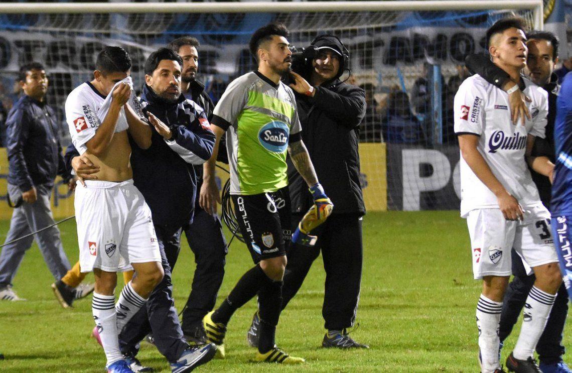 Quilmes empató con Rafaela y también descendió a la B Nacional