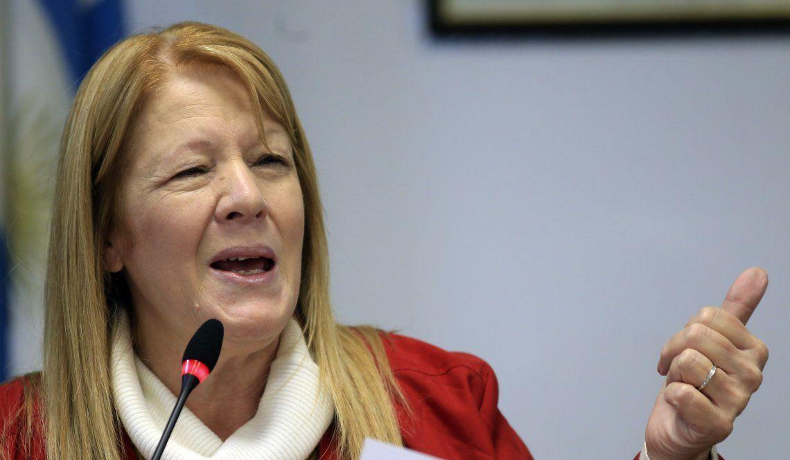 Stolbizer: El gobierno tuvo pérdida de credibilidad