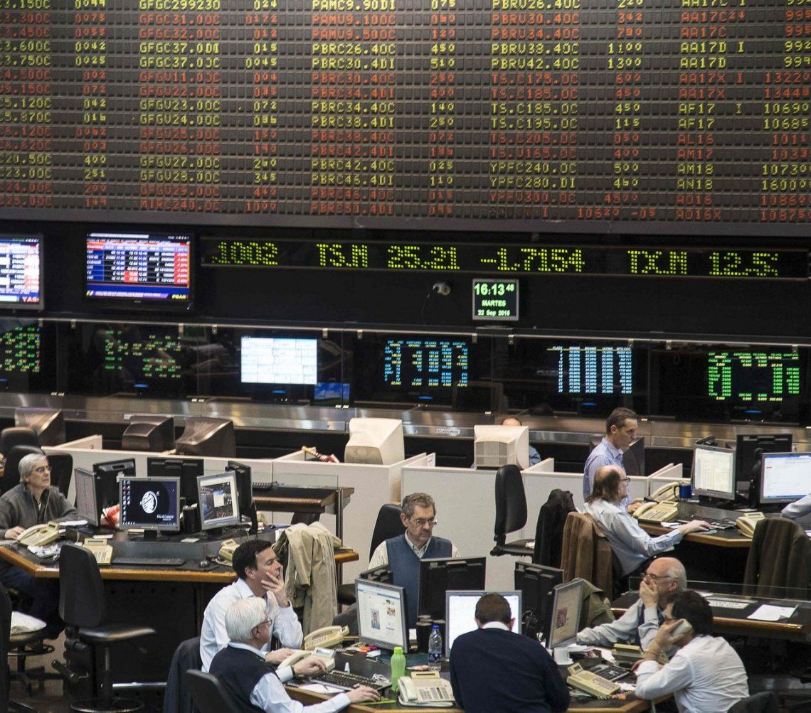 Al igual que en las vísperas de las PASO, la Bolsa cerró con una fuerte suba antes de las elecciones presidenciales