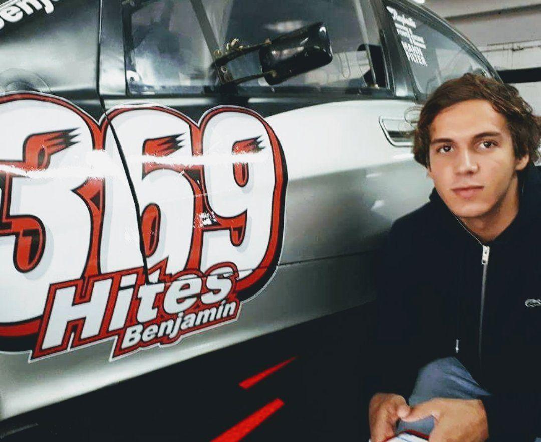 Benjamin Hites, la oleada chilena en el Top Race
