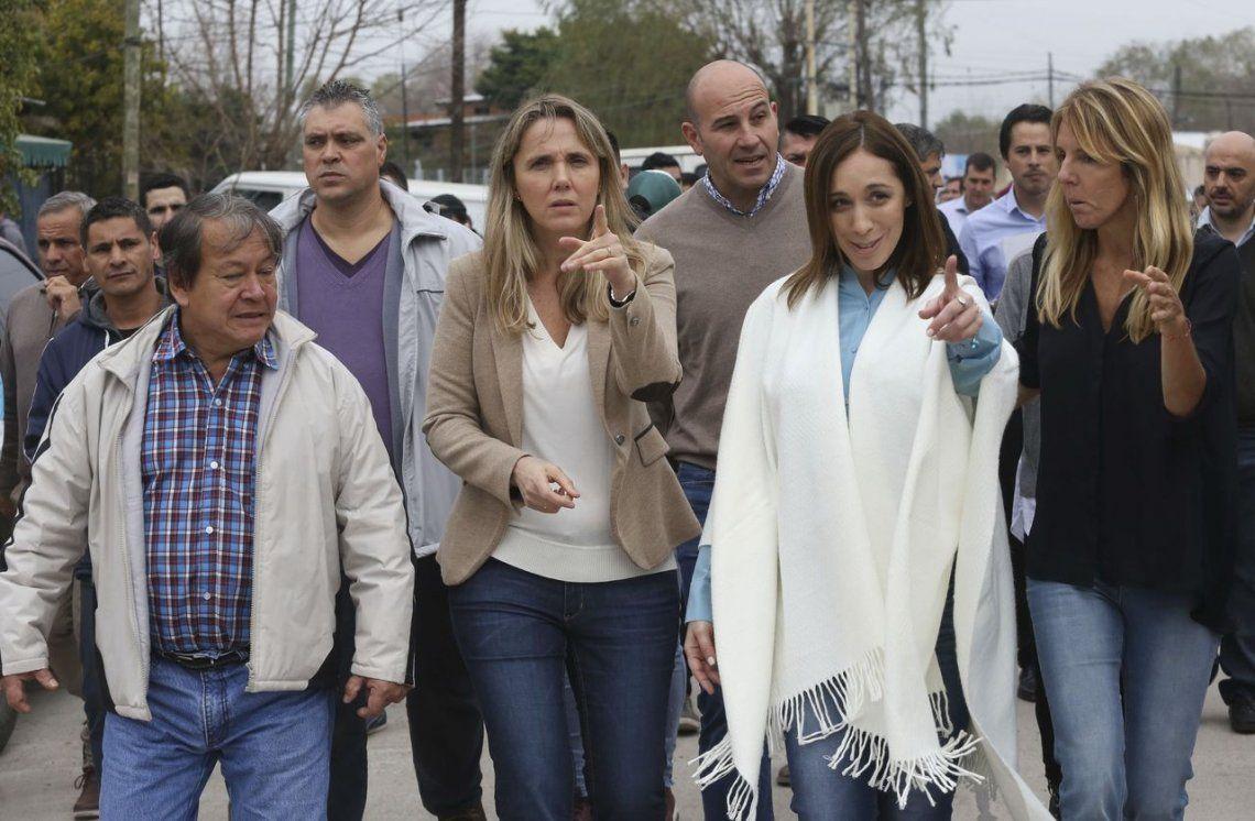 Vidal quiere que los candidatos de Cambiemos salgan a militar la gestión