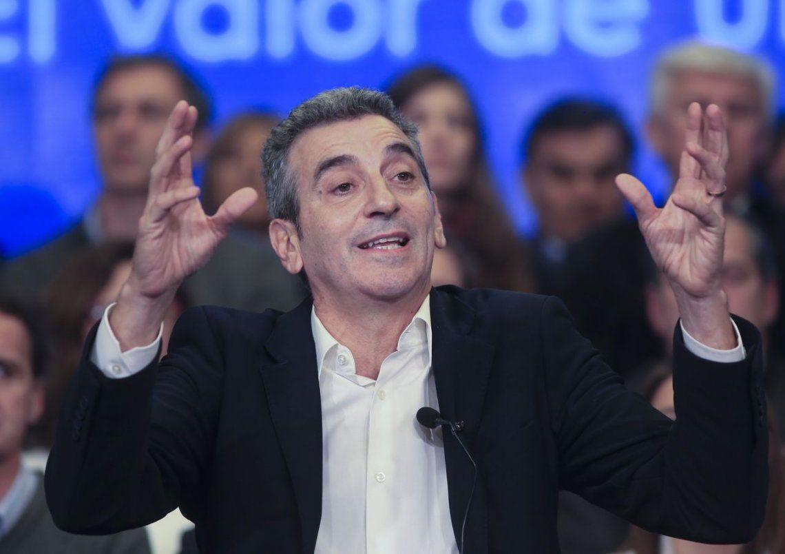 Randazzo: Macri ganó por el error nuestro de elegir candidato a dedo y soberbia