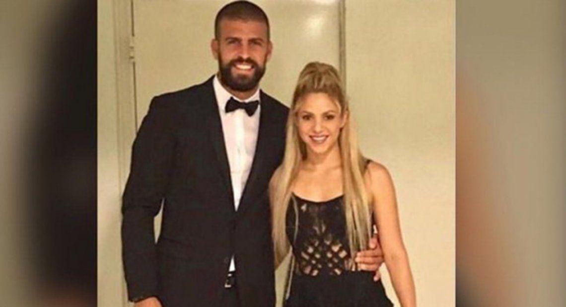 Descubrieron a Piqué rodeado de chicas en una discoteca y se pudrió todo con Shakira