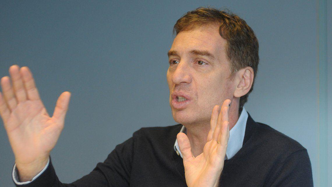 Diego Santilli: Todo reglamento que mejore la seguridad sirve