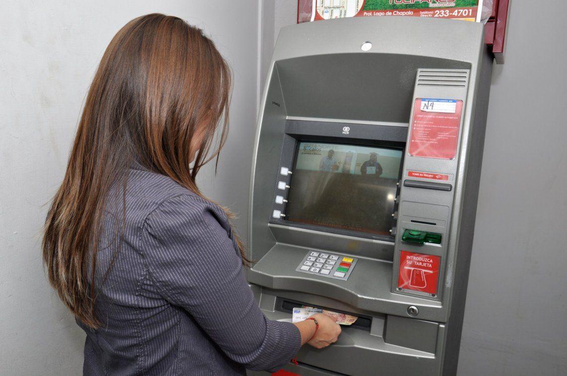 Instalarán más cajeros automáticos en Varela
