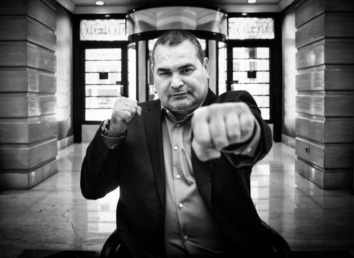 José Luis Chilavert: Desafío a Ruggeri a pelear a cinco rounds en la cancha de Vélez