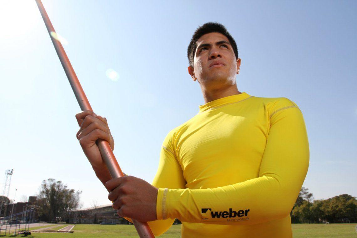 Murió el atleta olímpico Braian Toledo en un accidente automovilístico