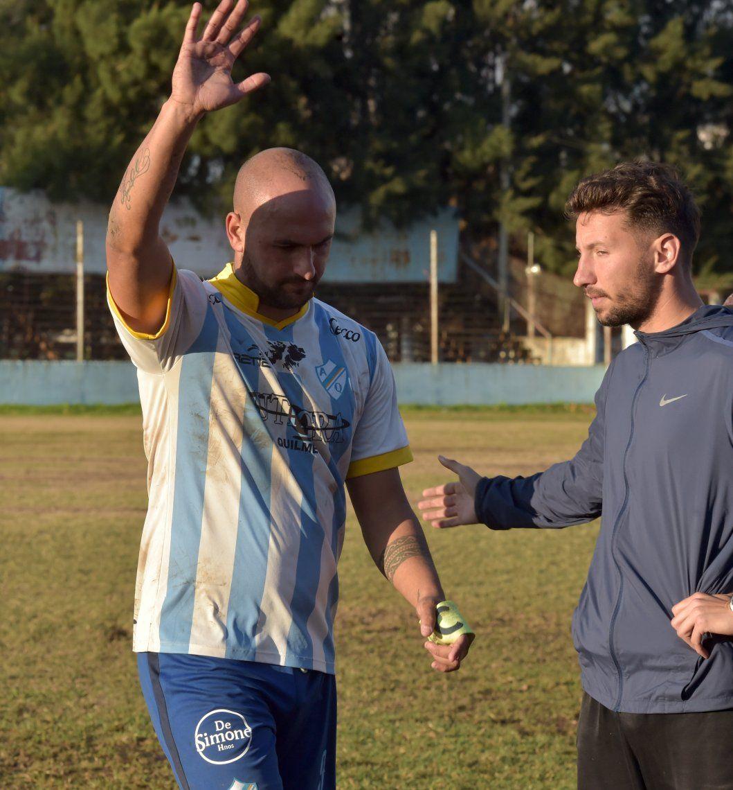 Sergio Valenti, el jugador del Mate que es imposible de reemplazar