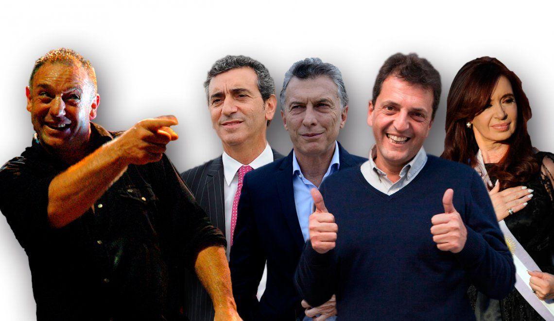 Las definiciones de Iorio sobre Macri, Cristina, Massa y Randazzo
