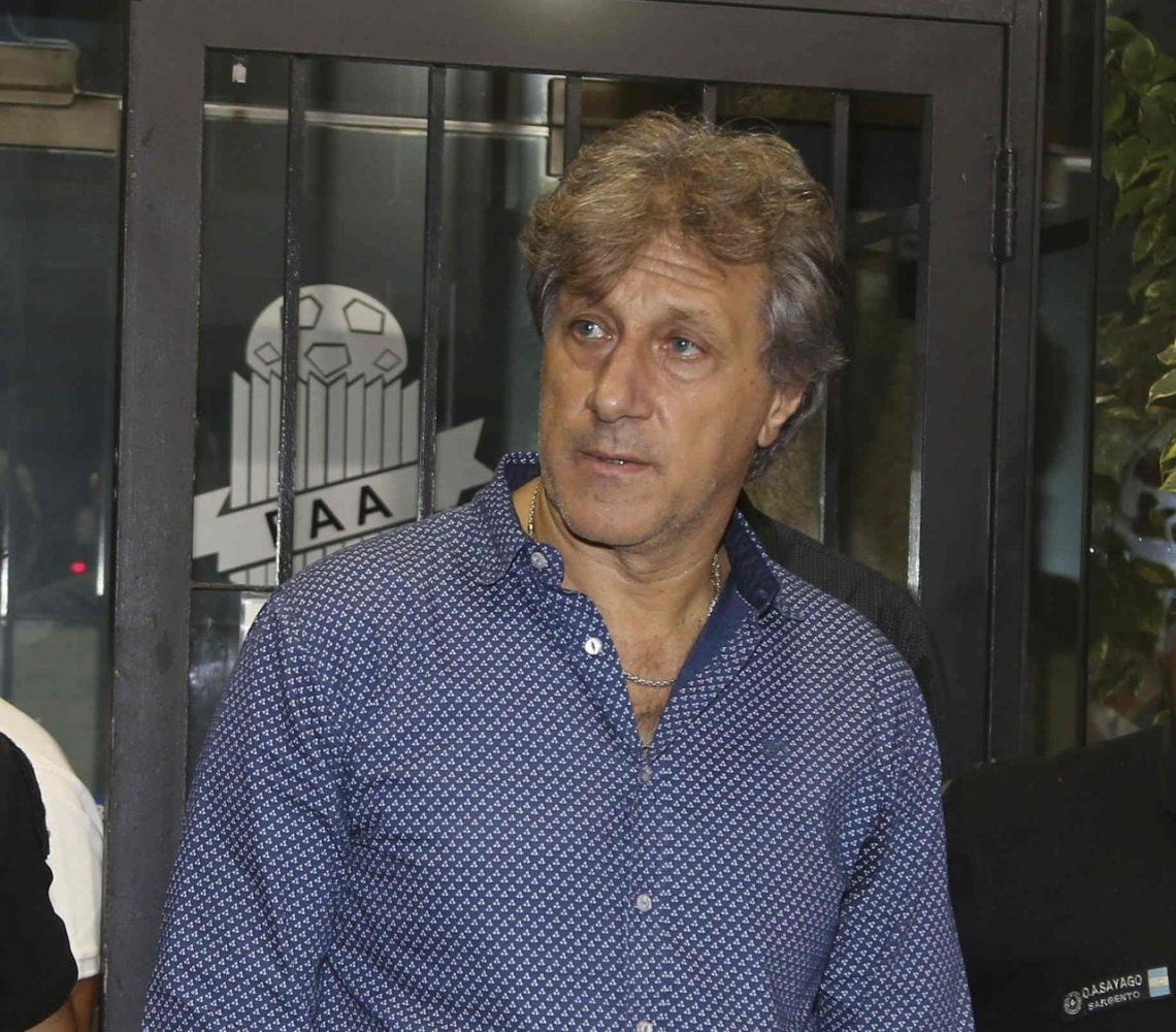 Marchi: Los futbolistas no están de acuerdo en una temporada 21 sin descensos