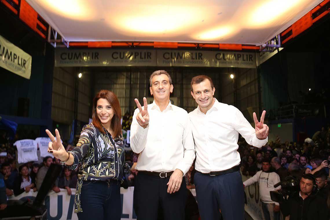 Randazzo se largó y puso techo a su ambición: Quiero ser gobierno en 2019