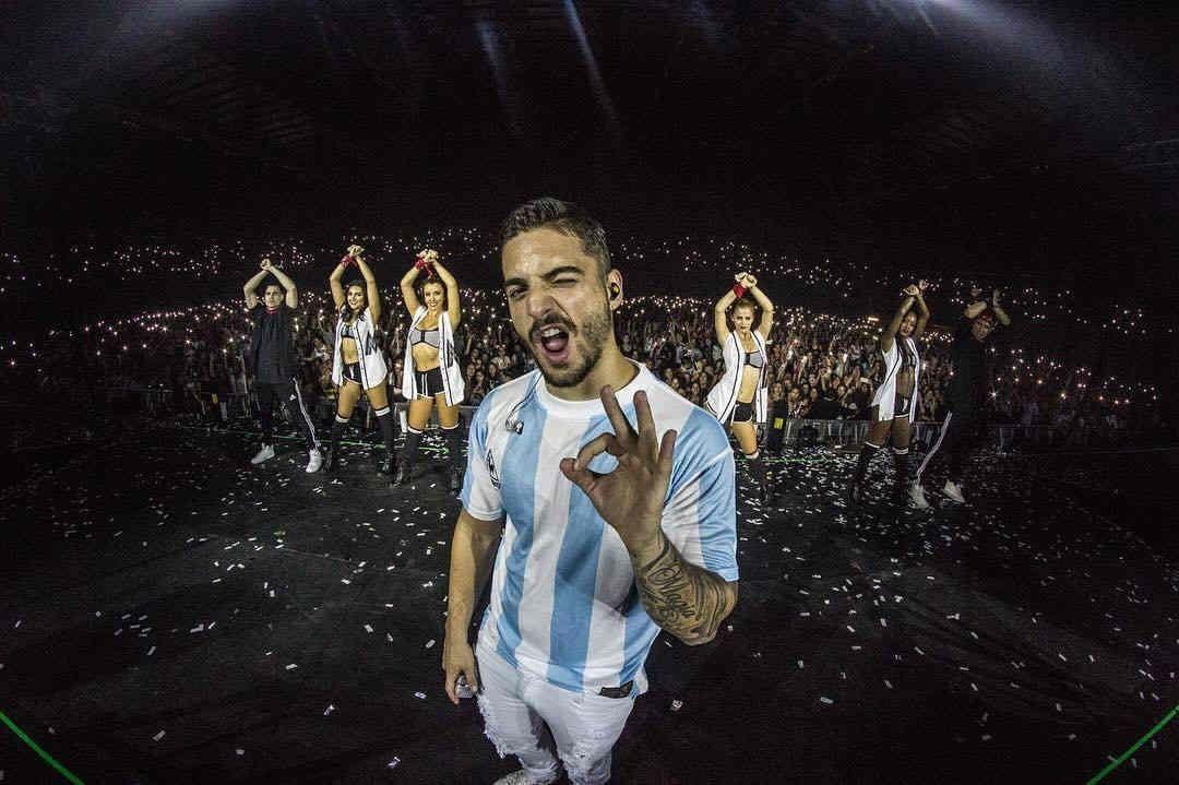Por localidades agotadas, Maluma anunció nueva fecha en Buenos Aires