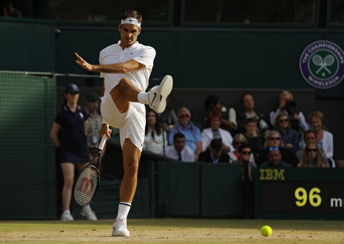 Cuánto cambió Federer para volver a consagrarse en La Catedral