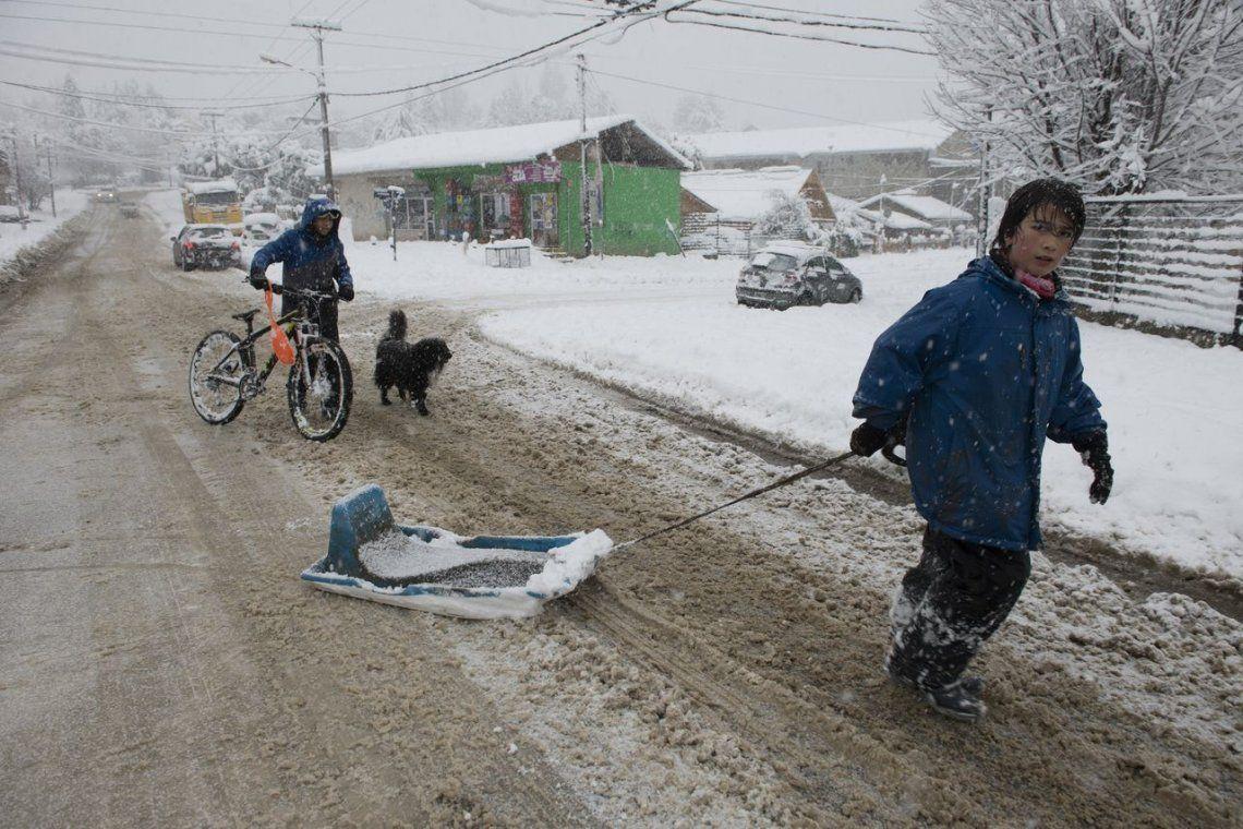 Bariloche y el día más frío de la historia: 25.4 grados bajo cero