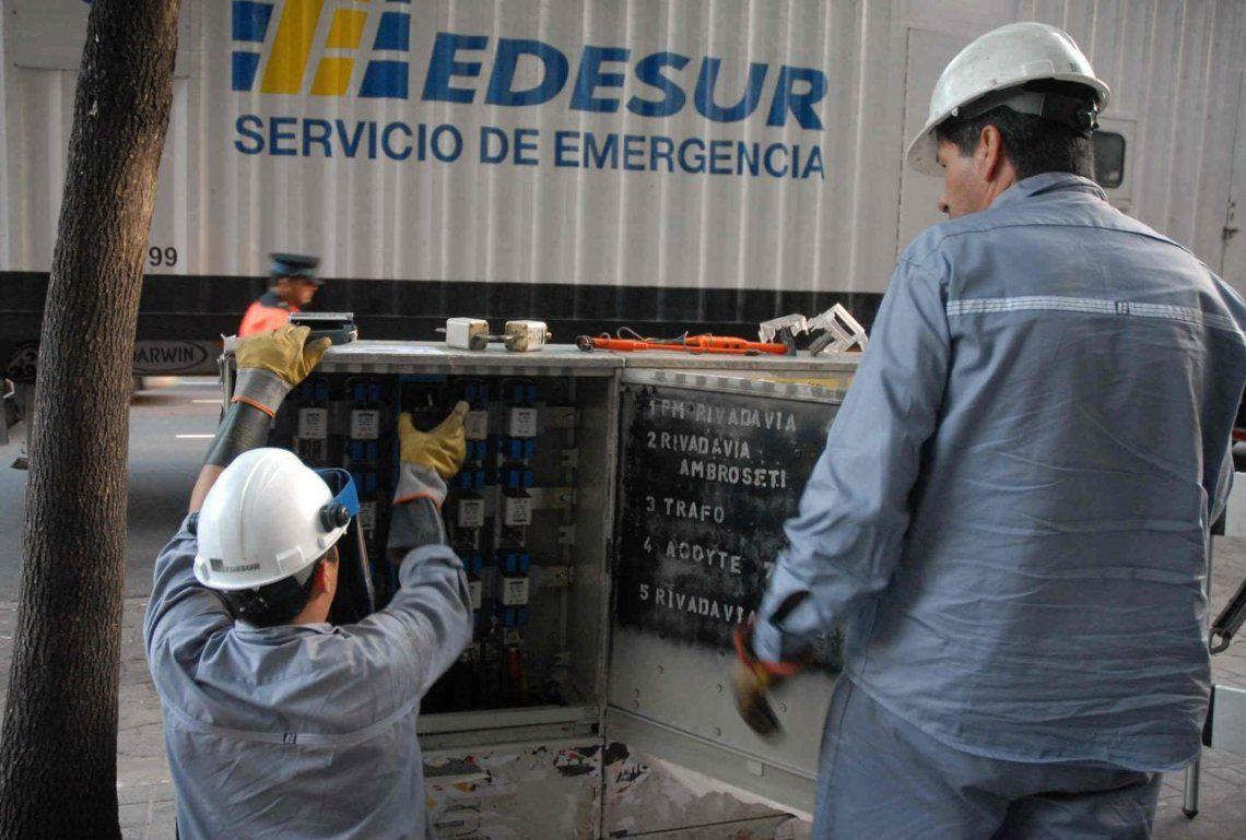 Un apagón dejó sin luz a 290 mil usuarios porteños