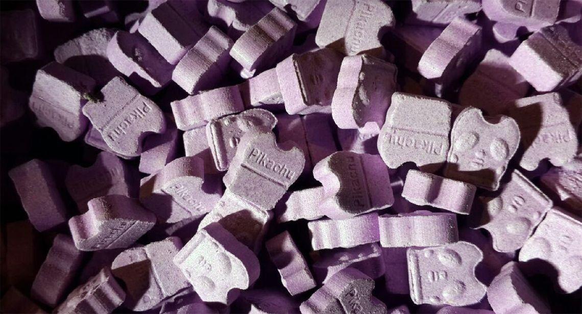 Alerta por pastillas de éxtasis de alta toxicidad