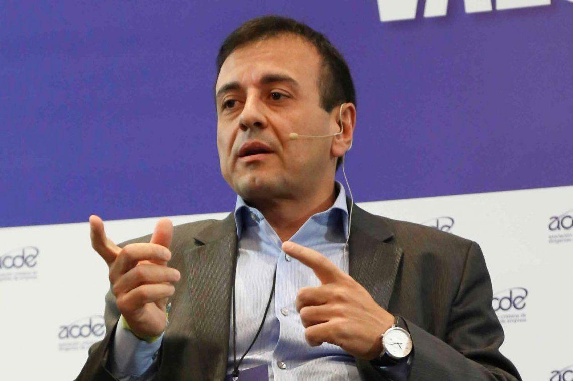 Quintana criticó a Prat Gay y dijo que las metas de inflación eran incumplibles
