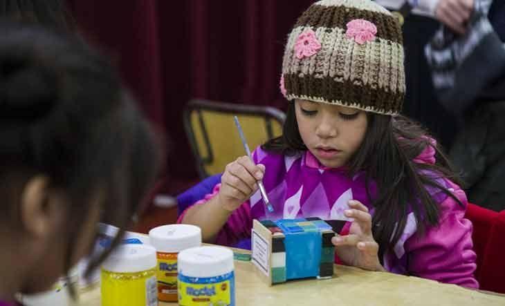 La UNLaM continúa con su agenda de actividades para niños