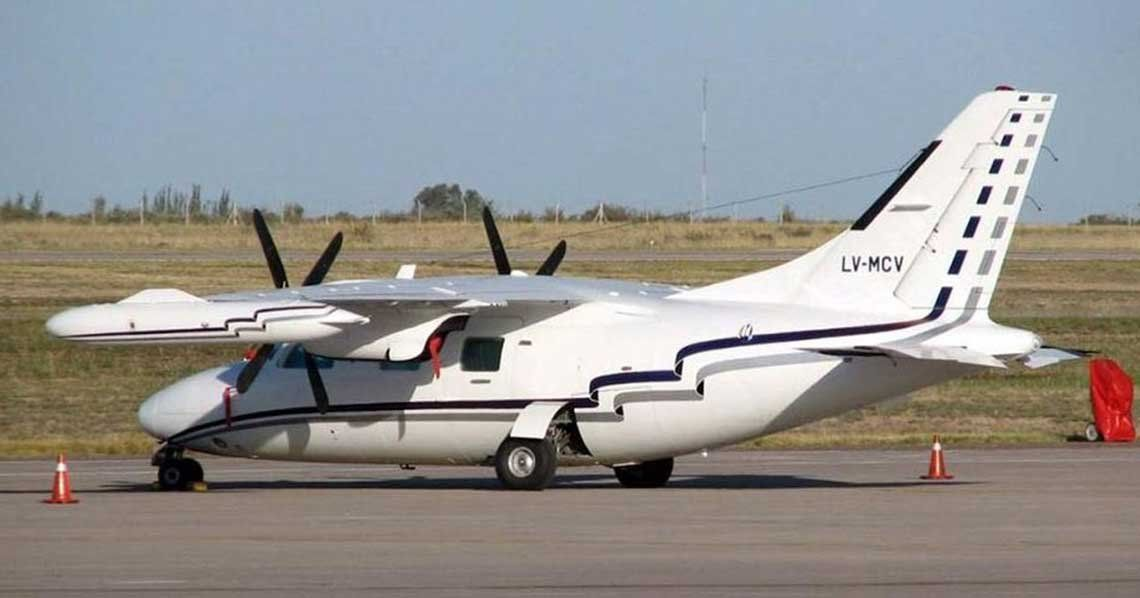 Sigue la búsqueda de la avioneta que despegó de San Fernando y desapareció