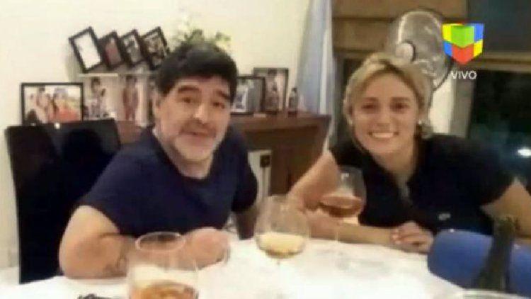 Rocío no puede olvidar a Diego... ¡ni a Verónica Ojeda!