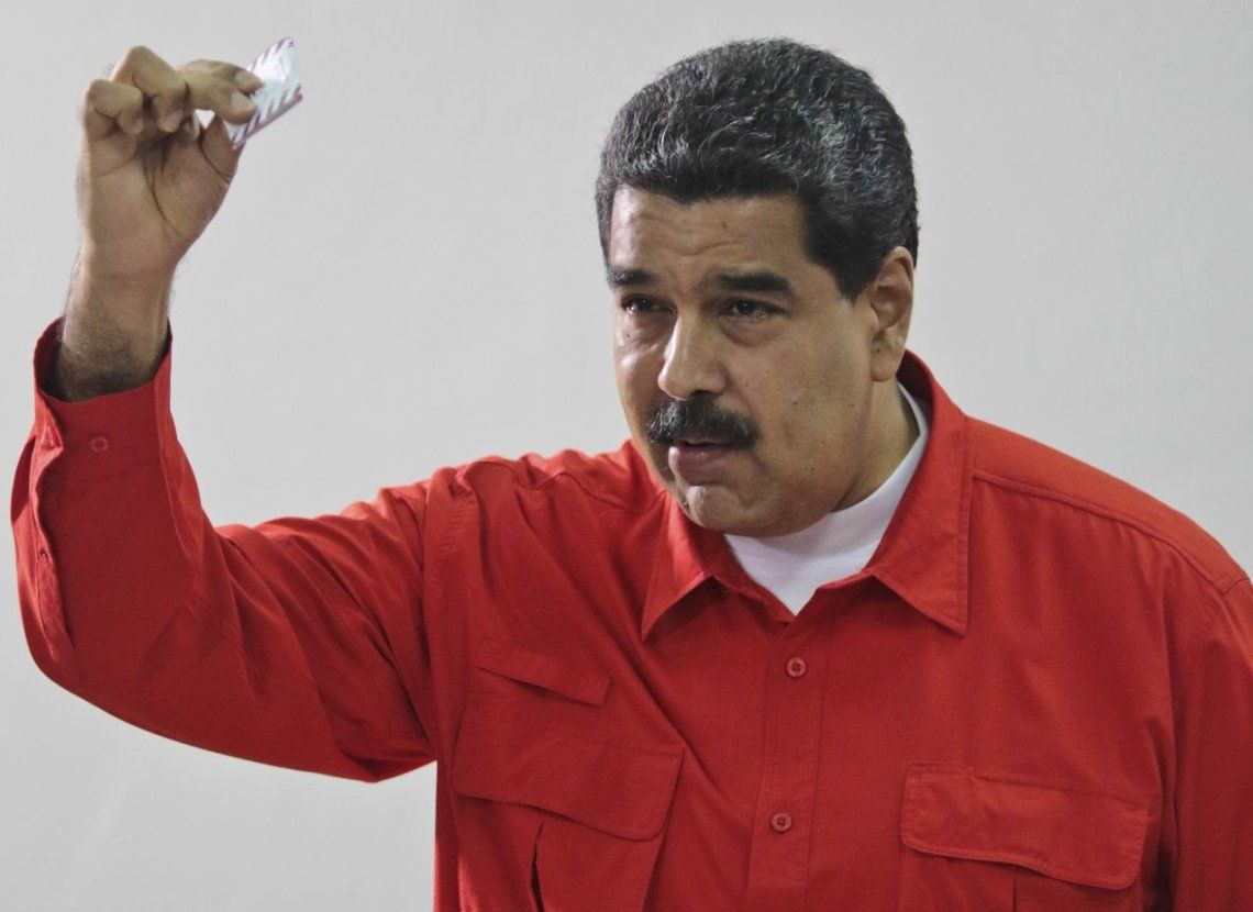 Maduro aseveró que Venezuela nunca va a estar en default