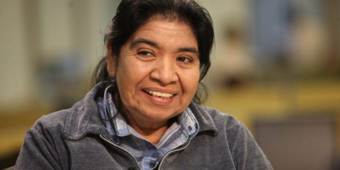 Margarita Barrientos: Tuvimos que abrir más comedores a pedido de la gente