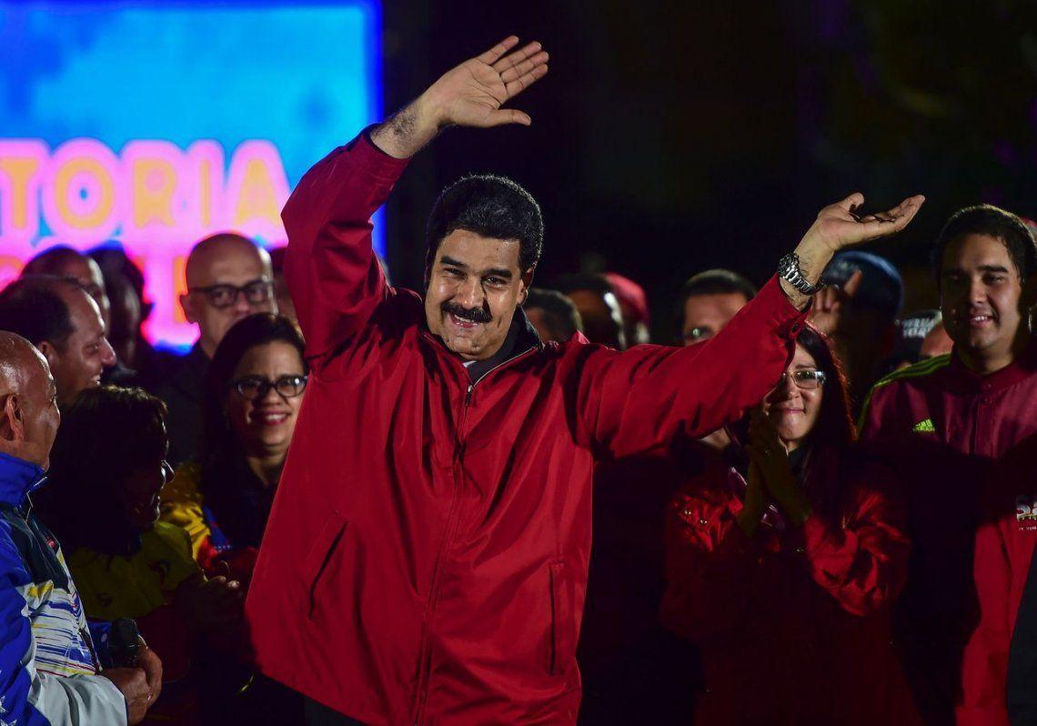 La gestión de Trump congeló los activos de Maduro en Estados Unidos
