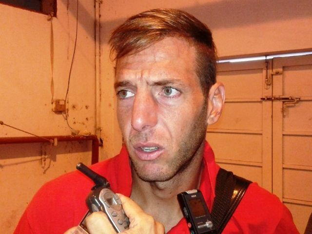 Tomasini: El nivel del equipo tuvo vaivenes