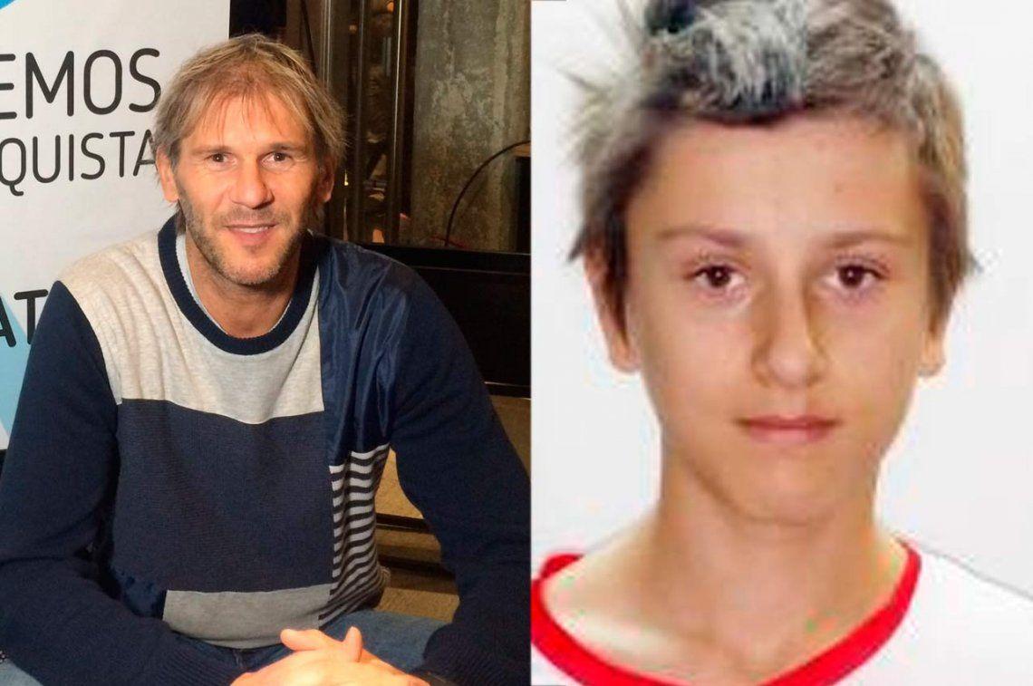 Marcos Milinkovic agradeció el apoyo recibido tras la muerte de su ...