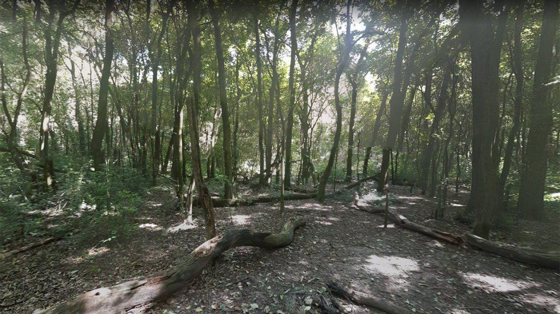 Así es la reserva donde encontraron el cuerpo de Anahí Benítez