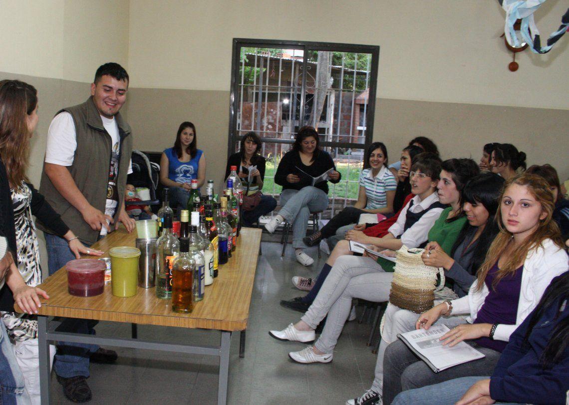 Más capacitación para los vecinos de Berazategui