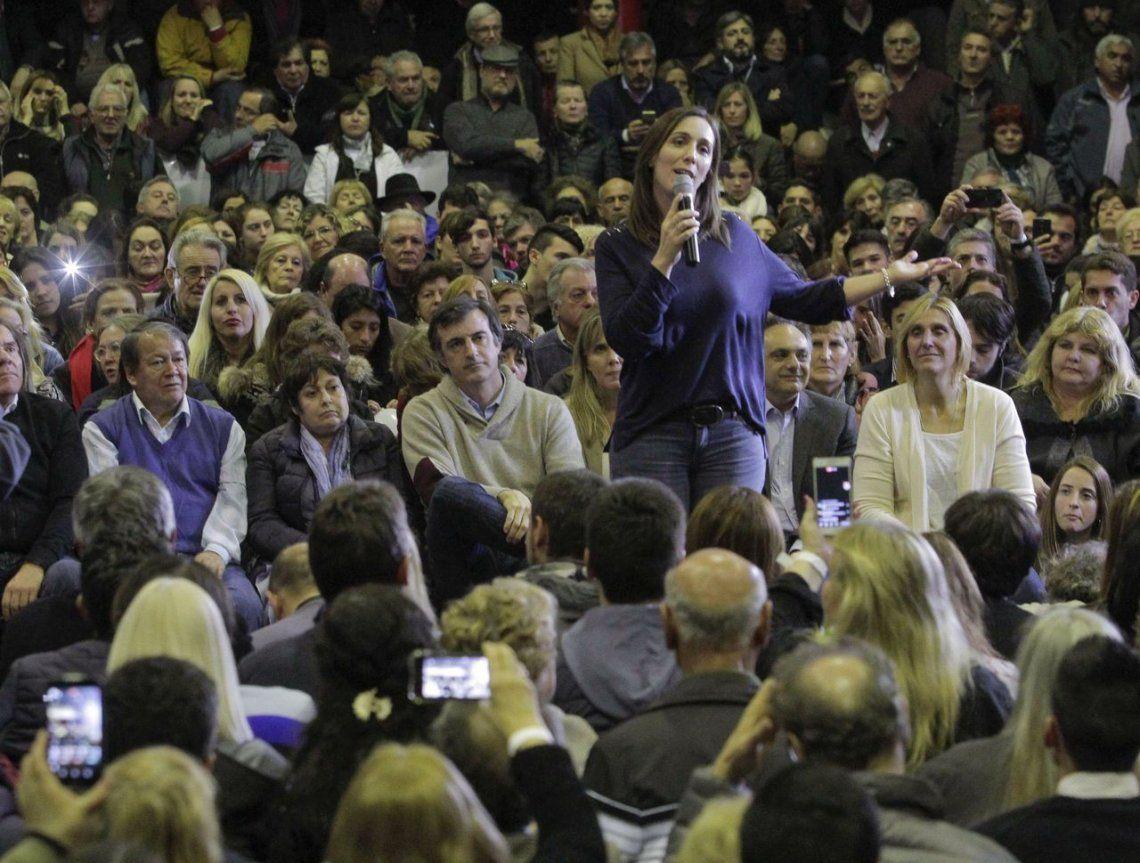 Vidal pidió un voto de confianza para sus candidatos en las PASO