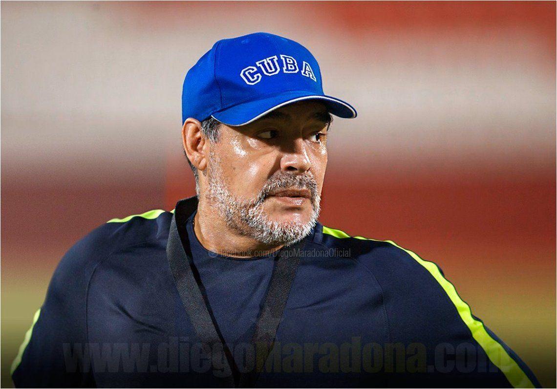 Maradona le respondió a Capriles: Yo no me vendí nunca