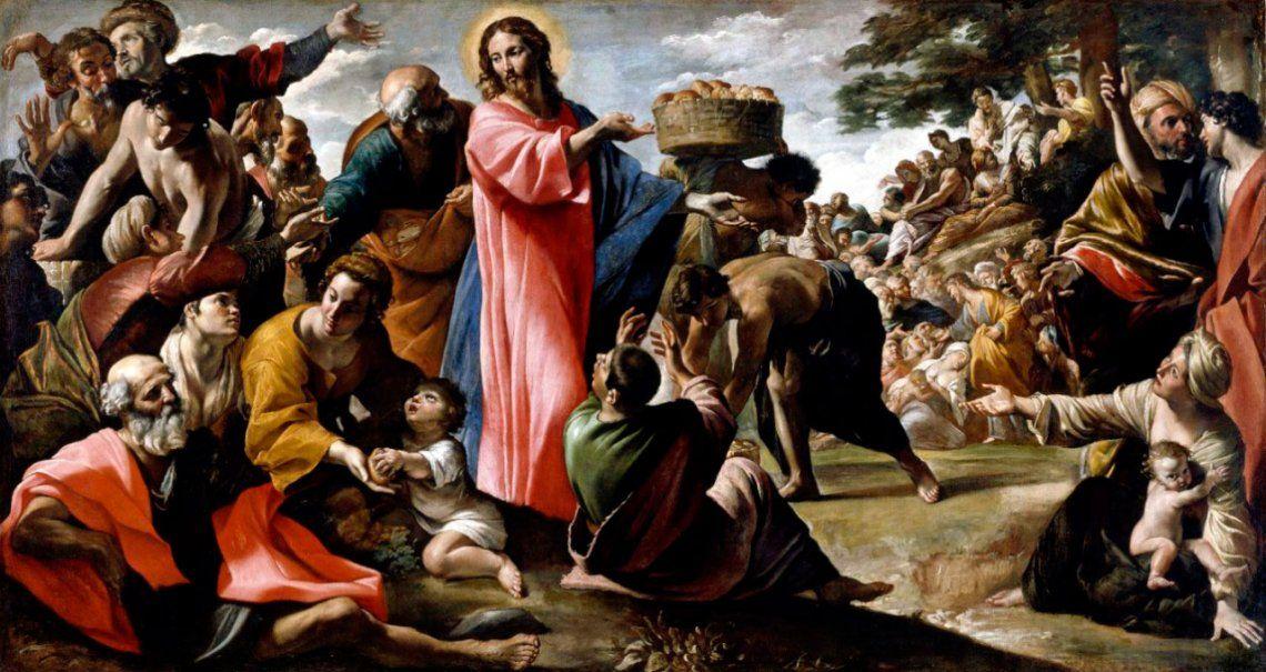 Descubren la villa donde Jesús multiplicó panes y peces