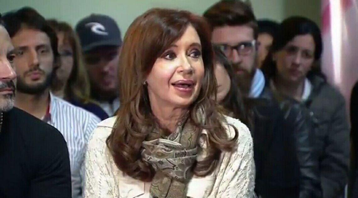 Un cambio de planes deja sin votar a Cristina Kirchner