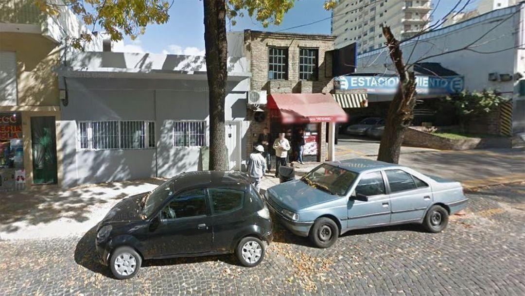 En la vivienda de la calle Perdriel estaban abiertas las llaves de paso de gas.