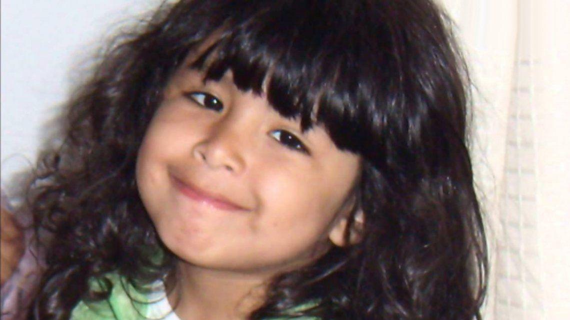 Los padres de Sofía Herrera permitieron que se cavara un pozo en su casa
