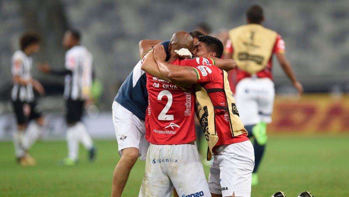 River ya conoce a su rival en cuartos de la Copa: Jorge Wilstermann