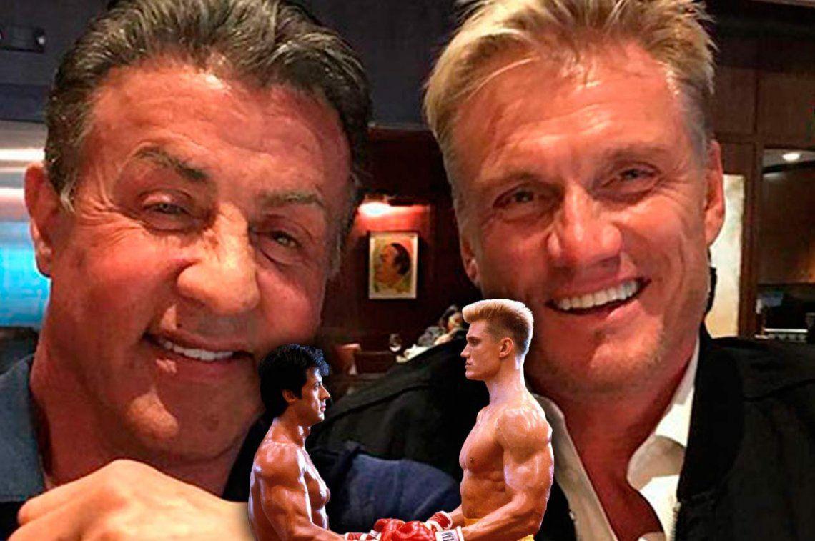 Según Stallone, Rocky volverá a encontrarse con Iván Drago