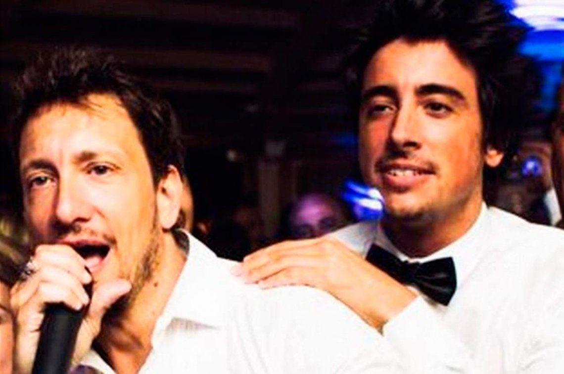 Nico Vázquez a su hermano: ¡Qué ganas de abrazarte que tengo!