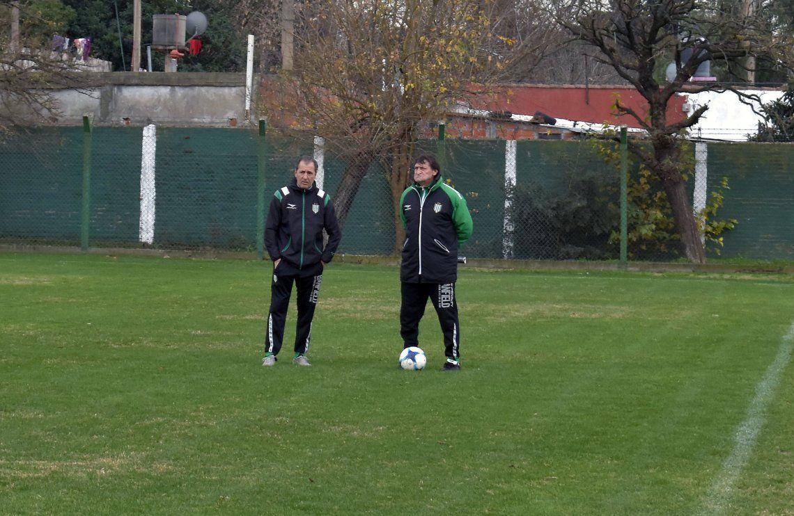 Falcioni vio un equipo que va en franco desarrollo