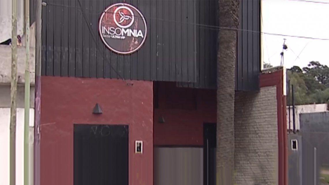 Quilmes: clausuran boliche trucho en el que balearon a 2 jóvenes