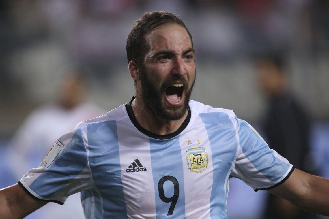 Higuaín, borrado: Sampaoli no lo cita para jugar ante Uruguay y Venezuela