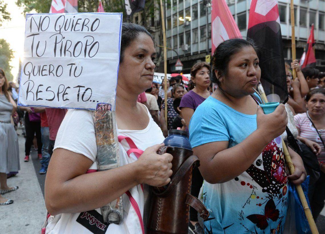 Mujeres denuncian 150 casos de acoso sexual por día